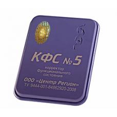 """KFS plošča št.5 """"REHABILITACIJA """""""