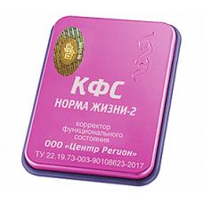 "KFS plošča "" NORM OF LIFE - 1"""