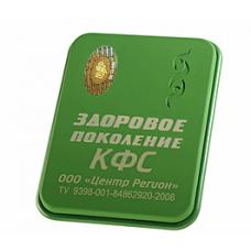 "KFS plošča ""HEALTY GENERATION"" ZDRAVA  GENERACIJA"